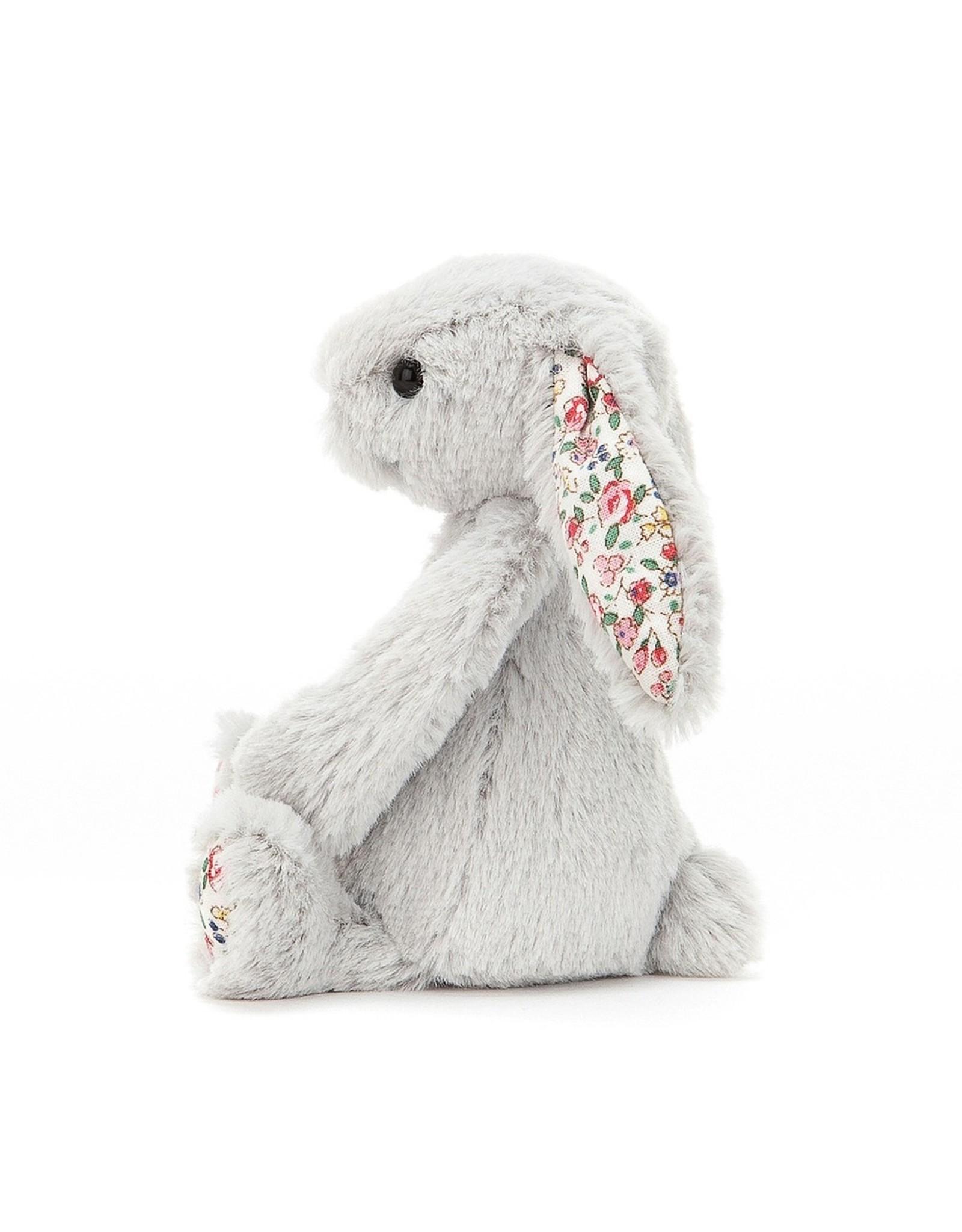 Jellycat Blossom bunny Silver Medium