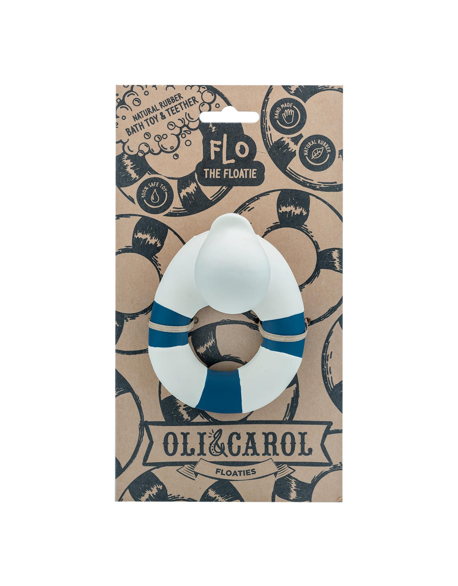 Oli & Carol FLO le canard de bain - navy