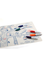 Superpetit Set de table à colorier Arbre magique