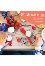 Superpetit Set de table pour cuisiner Pizza