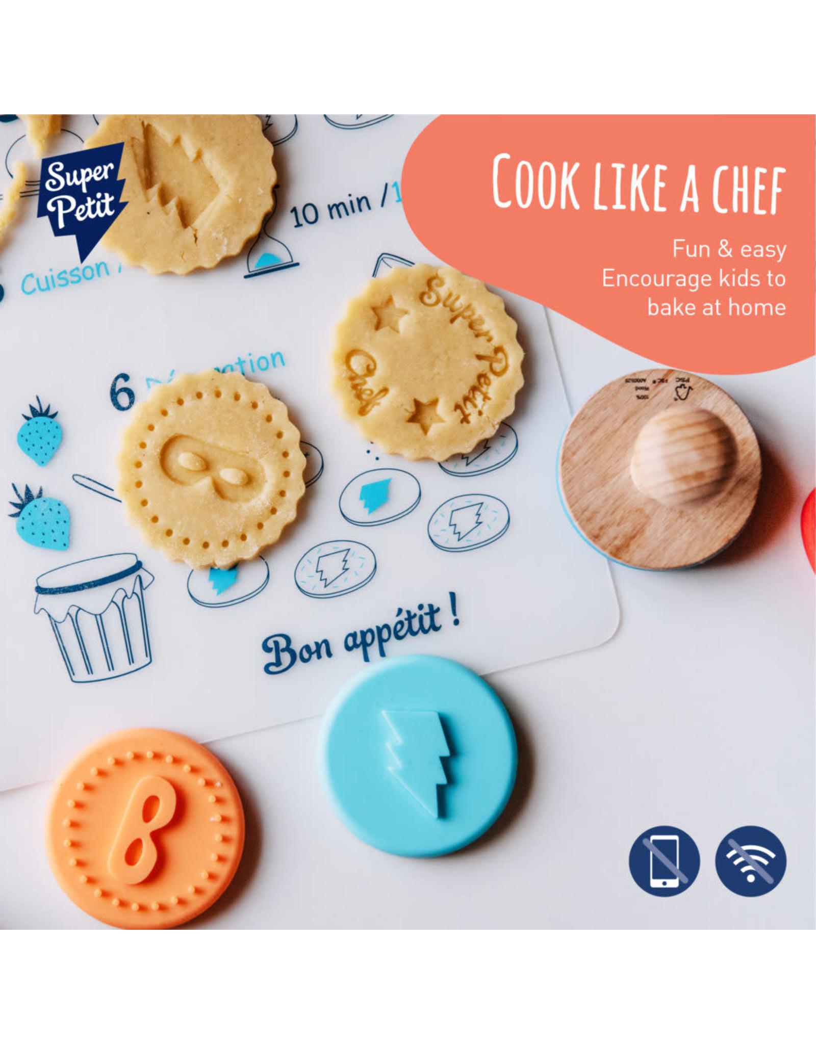 Superpetit Set de table pour cuisiner Biscuit