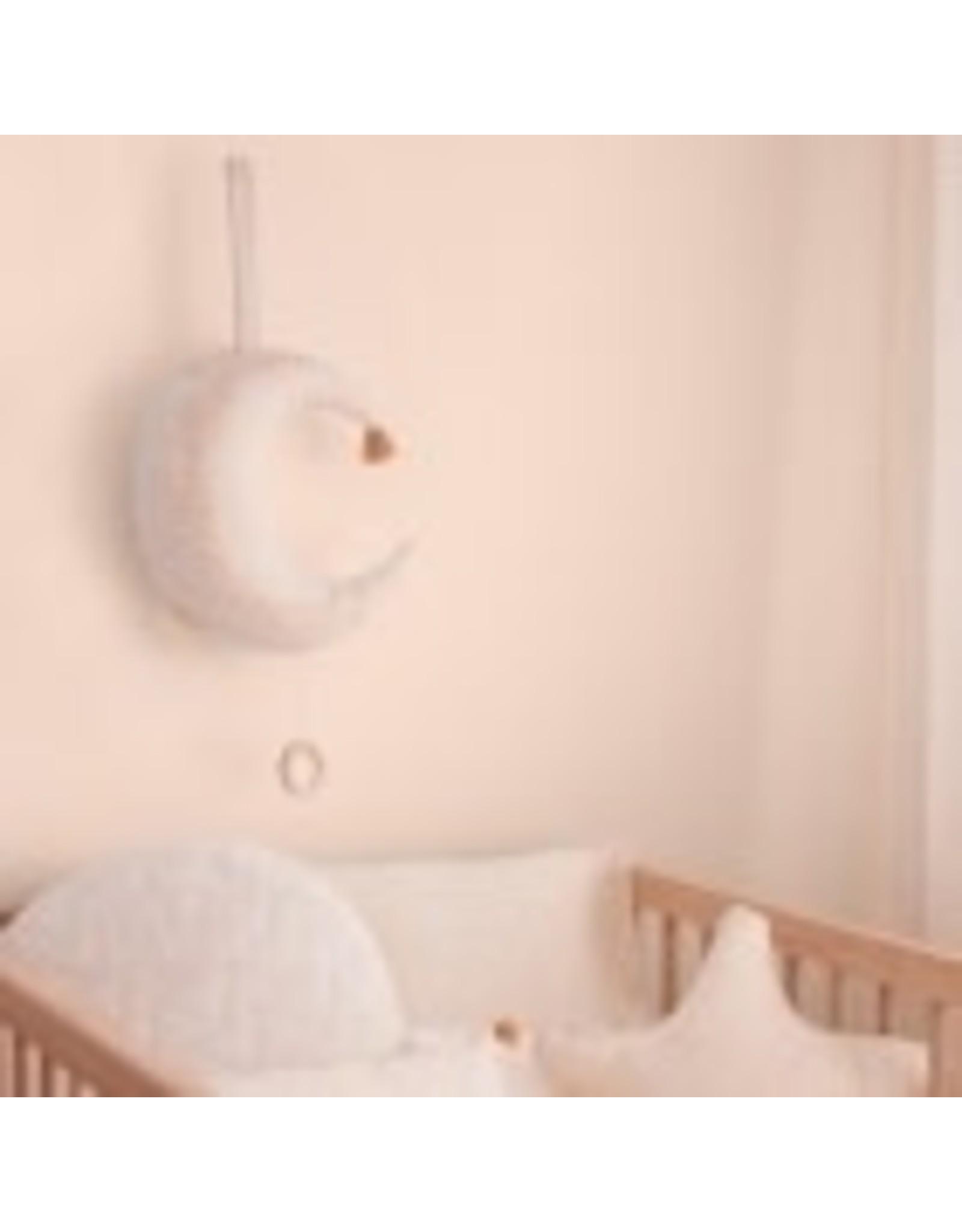 nobodinoz Magic Moon musical cushion/coussin