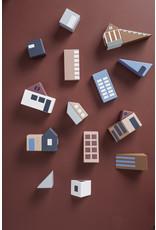 Kids Concept Cubes en bois Aiden