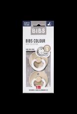 BIBS Tutes -  blister GID | Vanilla  / Blush T1