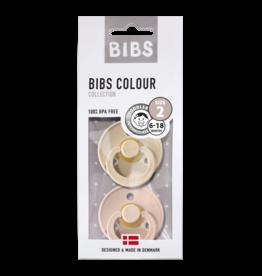BIBS Bibs Tétines -  Vanilla  / Blush - T2