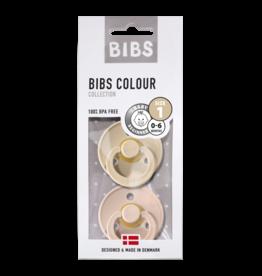 BIBS Bibs Tétines  -  Vanilla / Blush  - T1