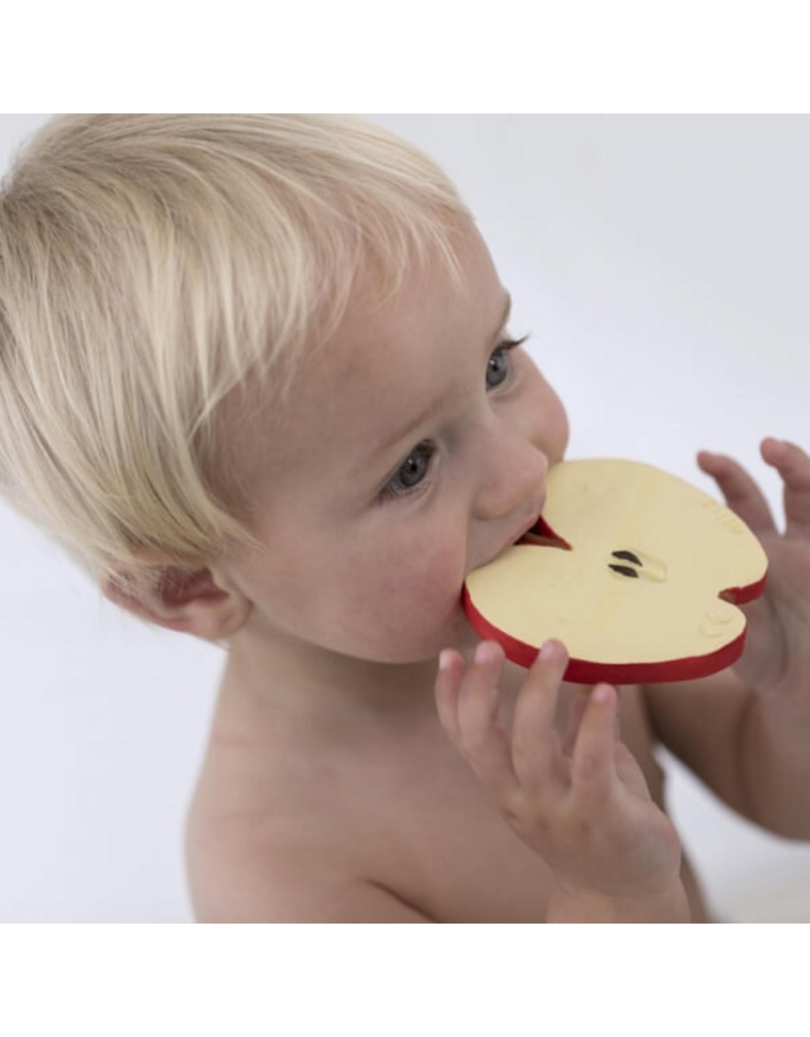 Oli & Carol PEPITA la pomme de dentition