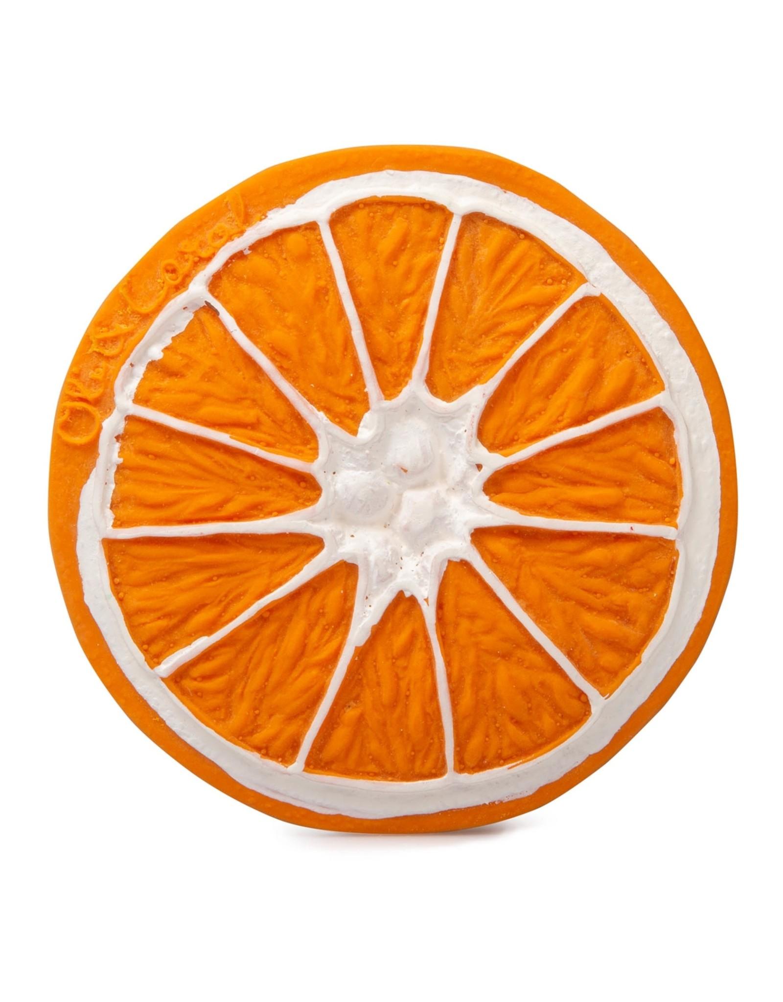 Oli & Carol CLEMENTINO l'orange de dentition