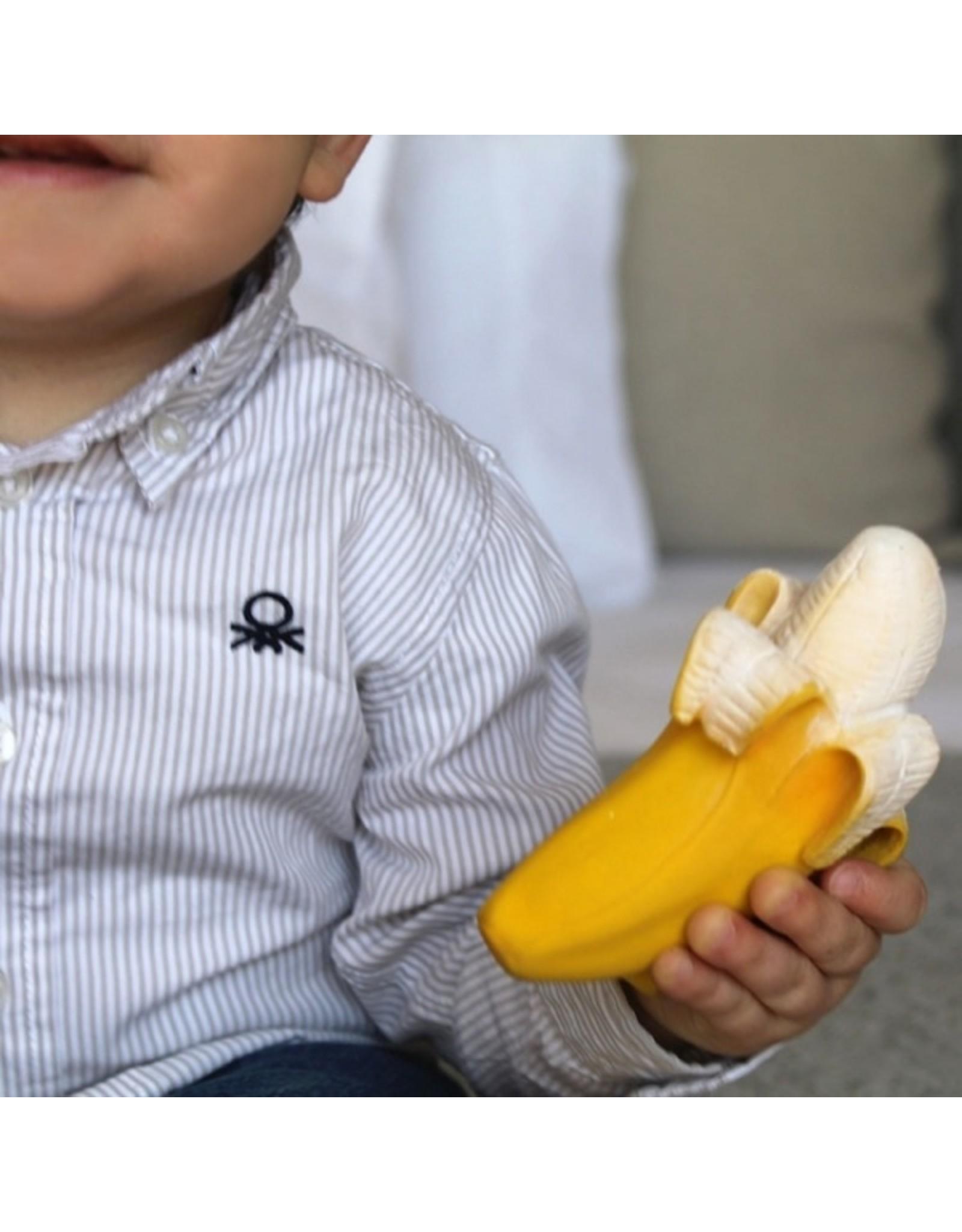 Oli & Carol ANA  la banane de dentition