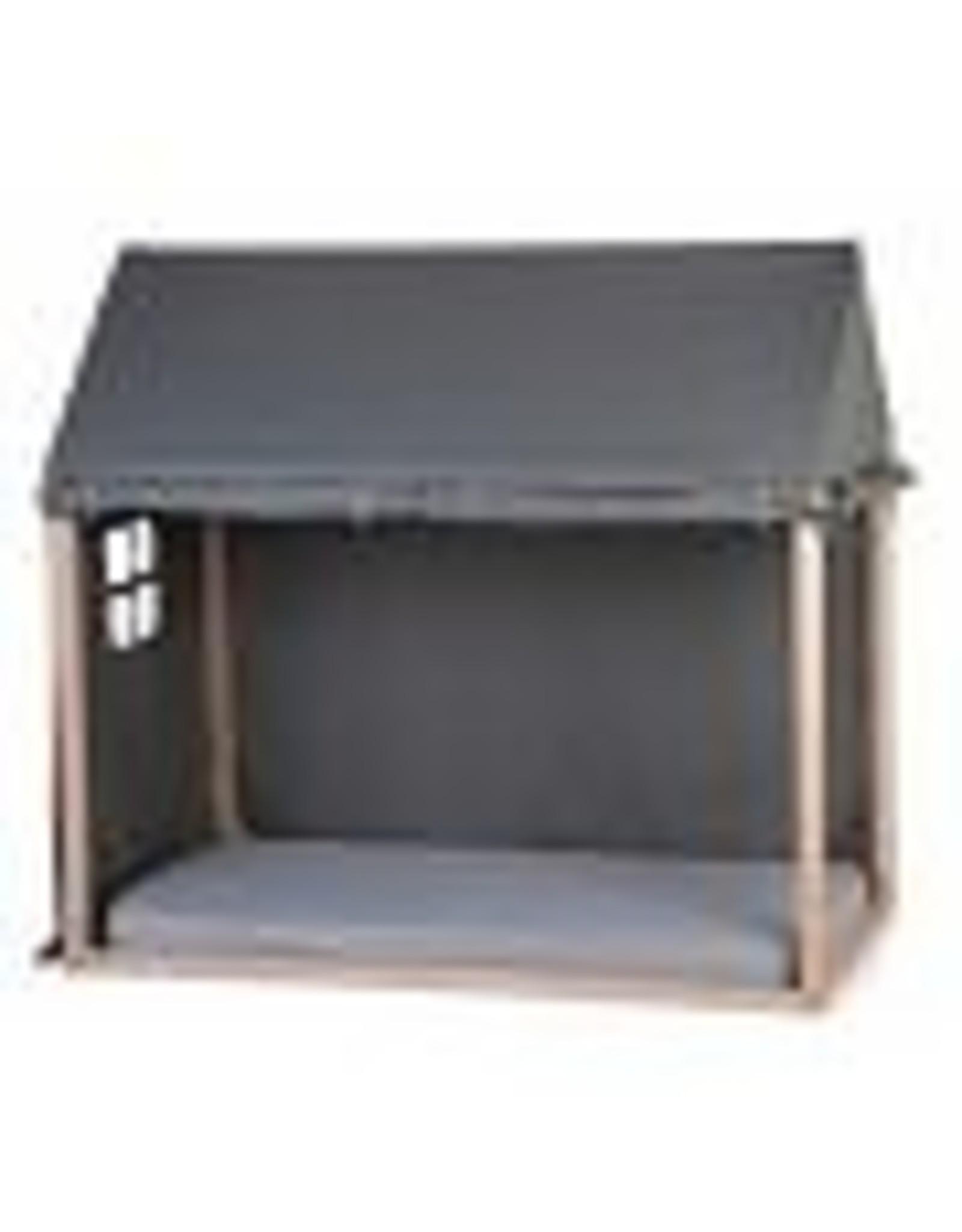 Childhome Bache Lit cabane anthracite 70x140