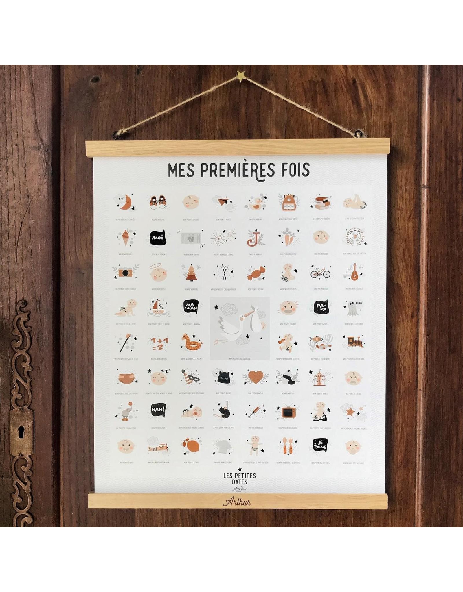 Mes petites Dates Affiche 'Mes petites dates '
