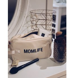 Childhome Trousse Mom life Blanc