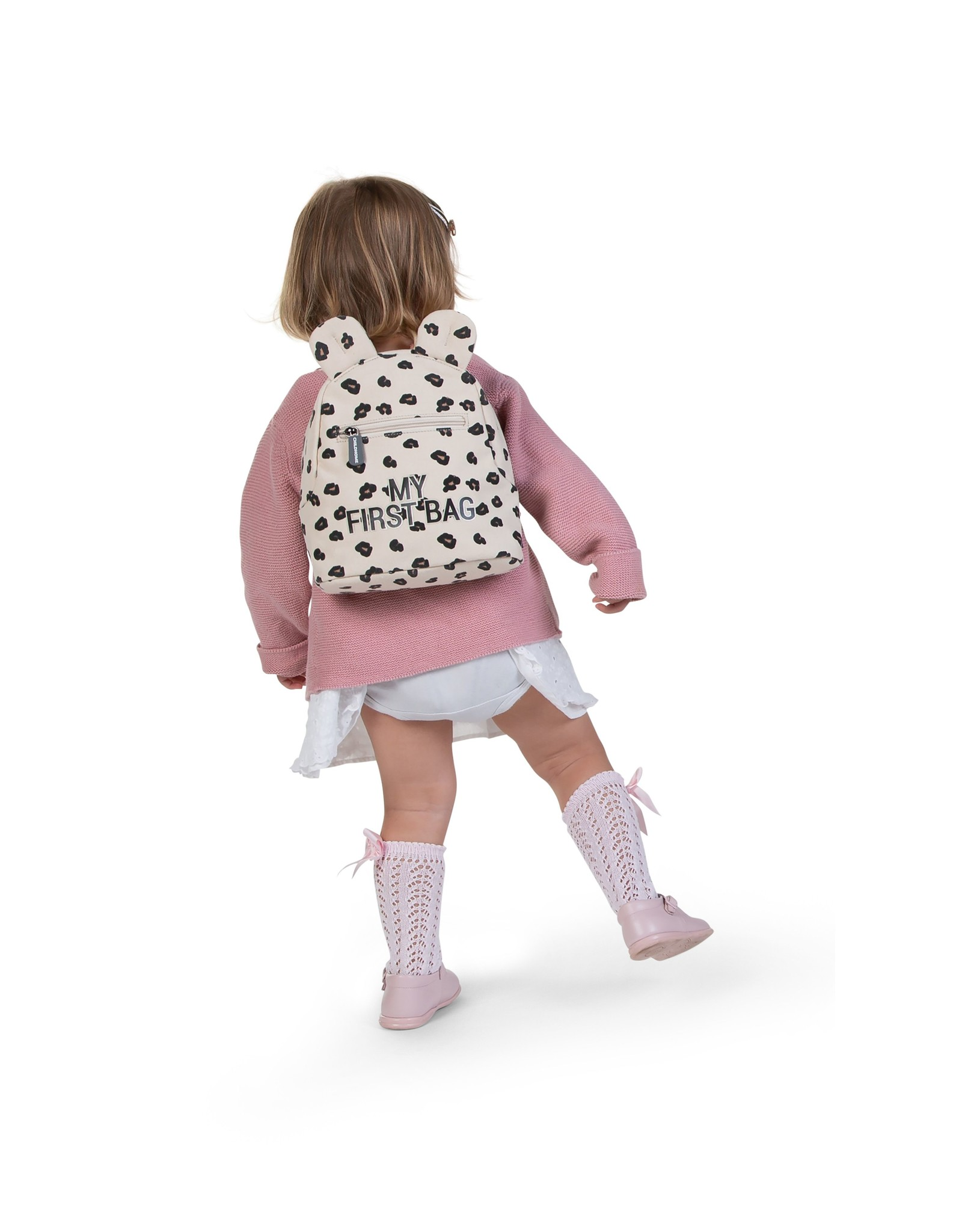 Childhome My first bag Léopard