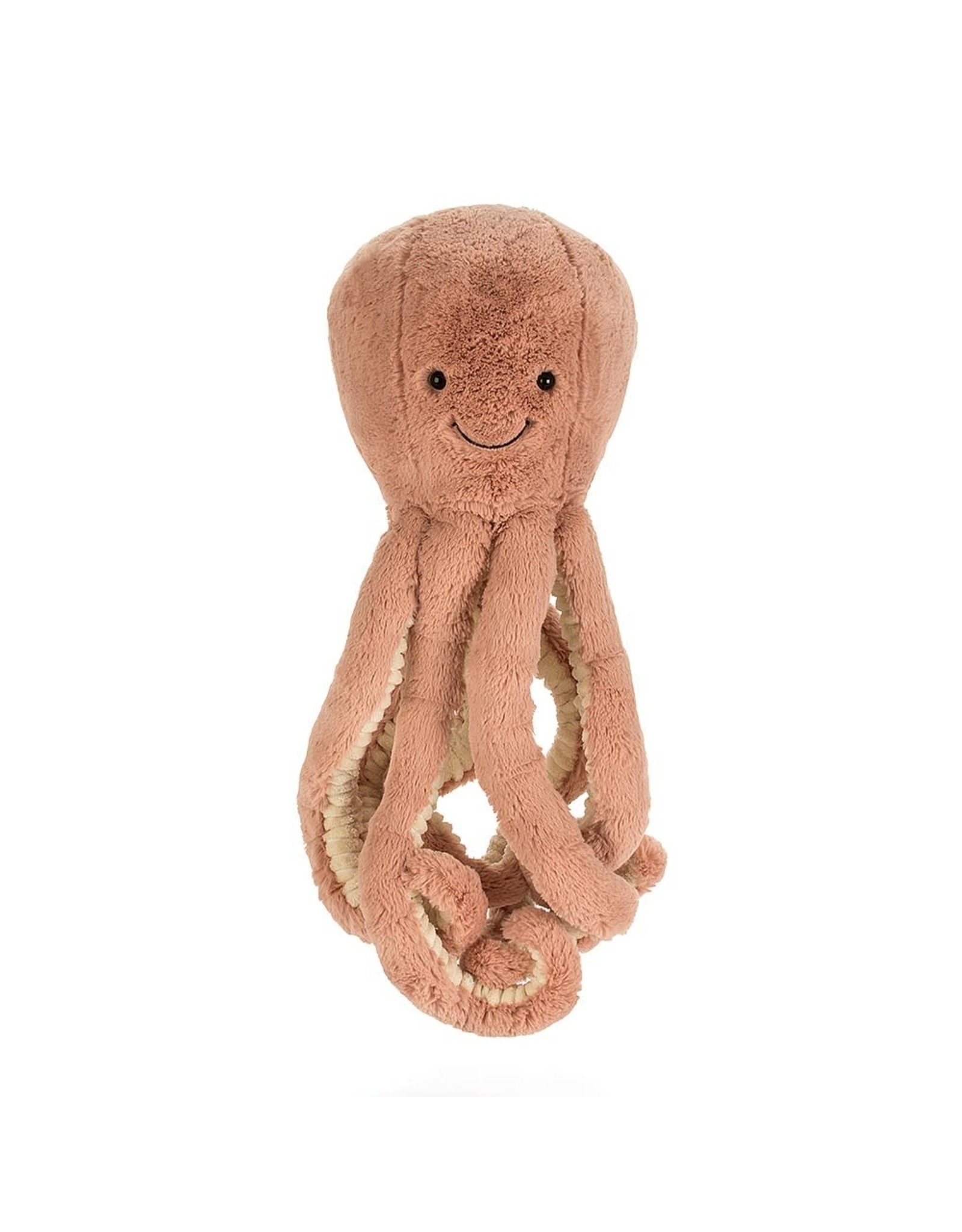 Jellycat Odell -  le poulpe - Small