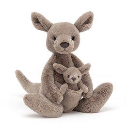 Jellycat Kara - le kangourou