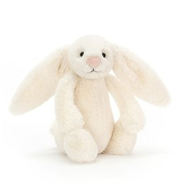 Jellycat Bashful bunny  Cream - Small