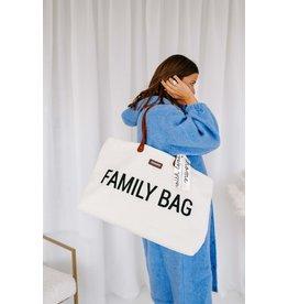 Childhome Family bag Teddy off White - PRECOMMANDE