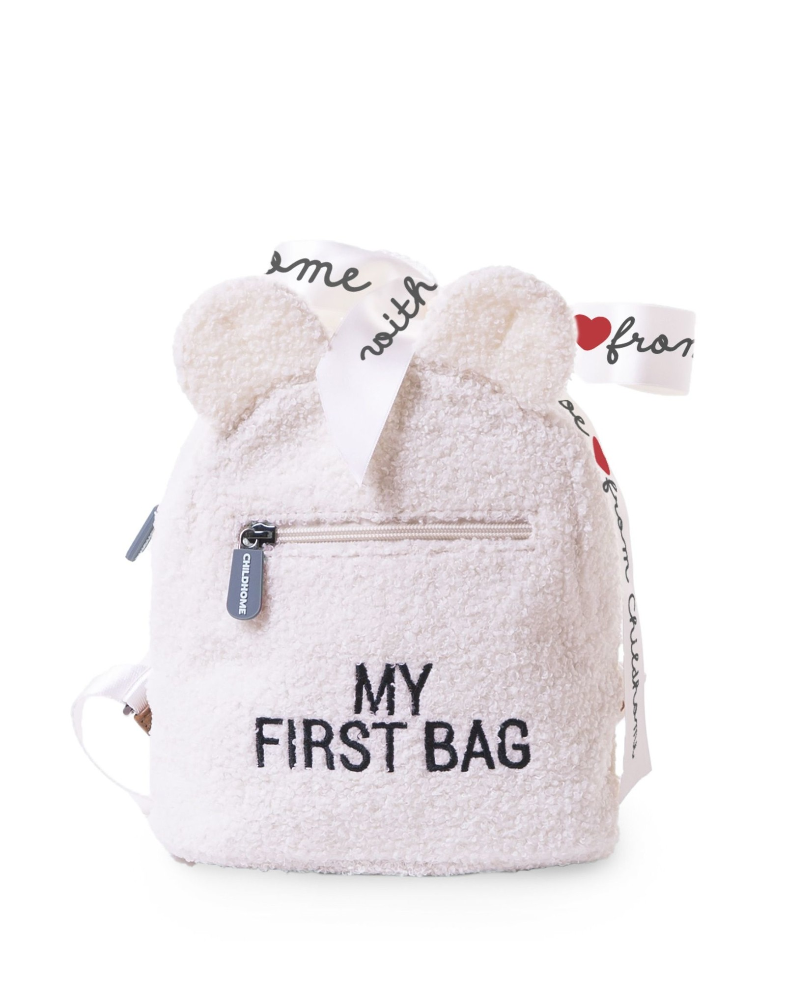 Childhome My first bag Teddy Off White