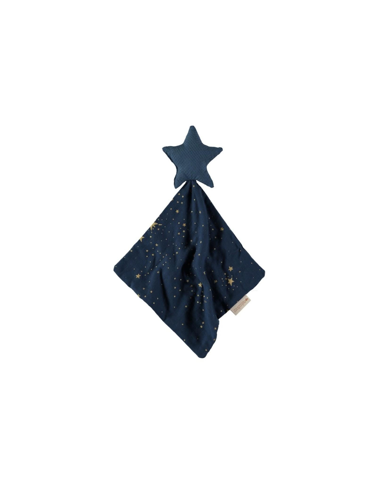nobodinoz Doudou étoile - Gold Stella / Midnight Blue
