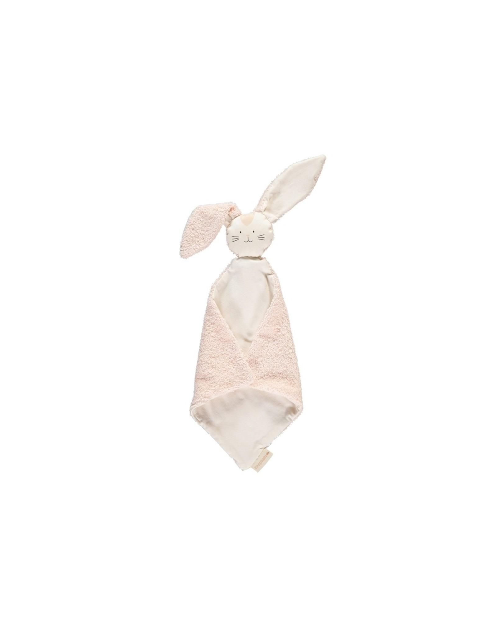 nobodinoz Doudou lapin - rose