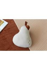 nobodinoz PEER cushion / coussin poire - Cream