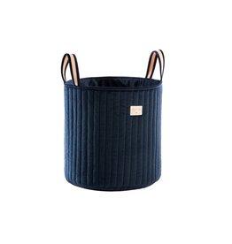 nobodinoz SAVANNA - sac de rangement  - Night Blue