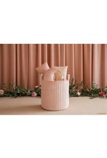 nobodinoz SAVANNA - sac de rangement - Bloom Pink