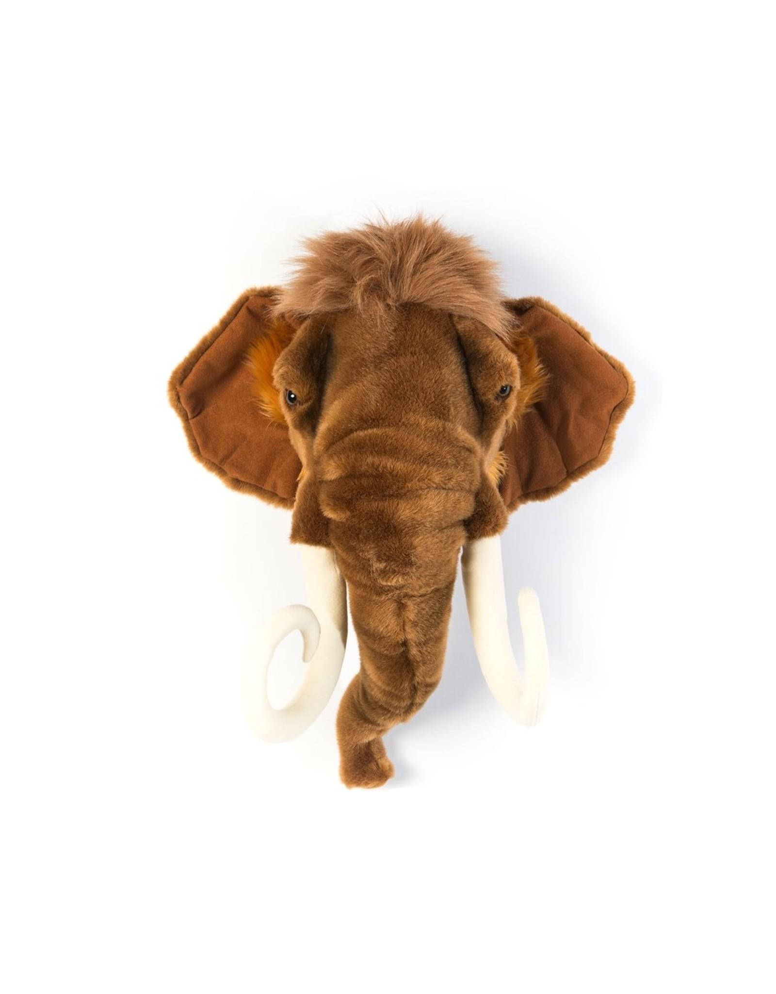 Wild & Soft Tête mammouth Arthur