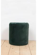 Wild & Soft Pouf medium jungle green