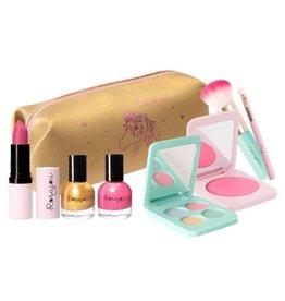 Rosajou Panoplie maquillage LUXE (dorée)