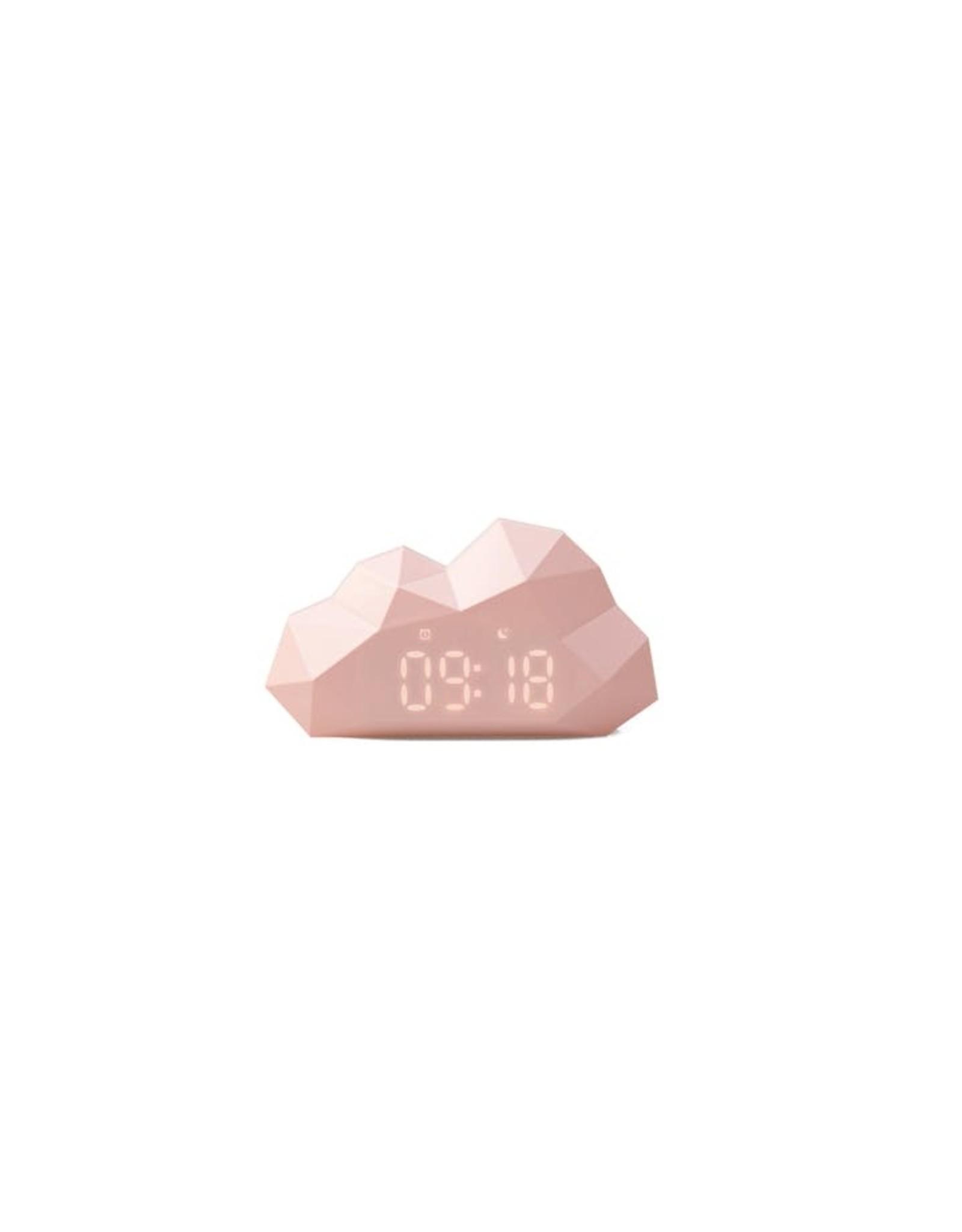 MOB Réveil nuage intelligent - Rose
