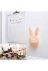 MOB Réveil lapin connecté - Rose