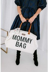 Childhome Mommy Bag - Teddy Off white