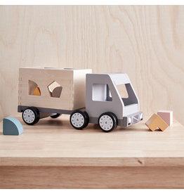 Kids Concept Camion avec formes