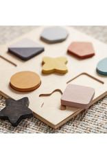 Kids Concept Puzzle - formes géométriques