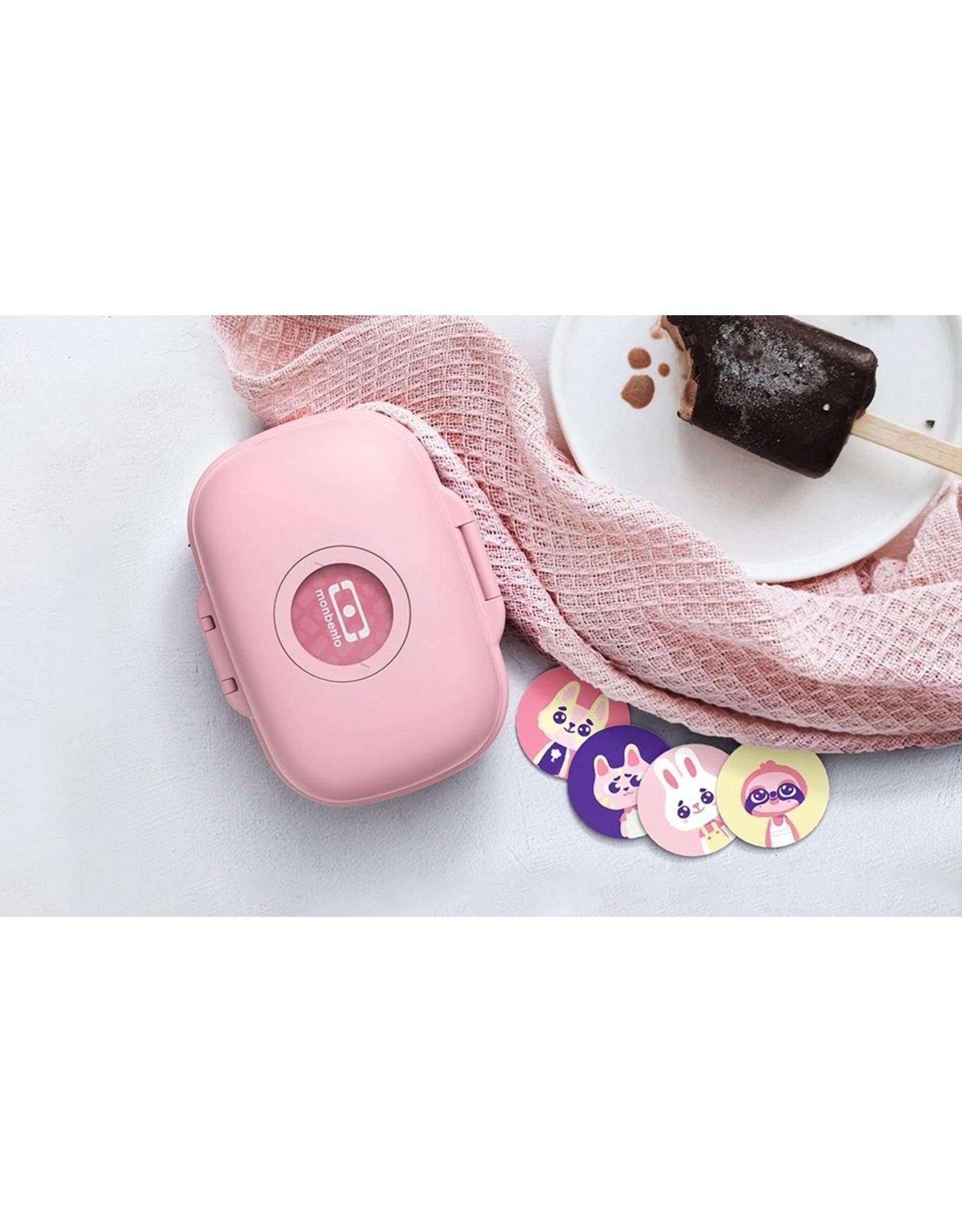 Mon Bento Bento dessert kids MB GRAM rose blush