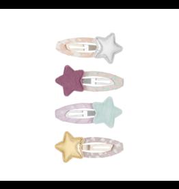 Mimi & Lula Lot de 4 barrettes  étoile - Tokyo PARKLIFE