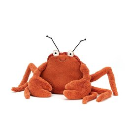 Jellycat Crispin - Crab Small