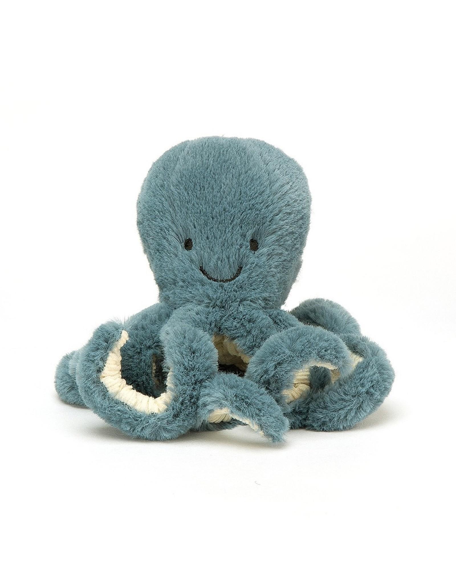 Jellycat Storm - Octopus Baby