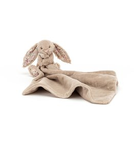 Jellycat Blossom bunny bea beige Soother