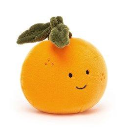 Jellycat Peluche orange Fabulous