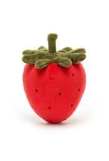 Jellycat Peluche fraise Fabulous