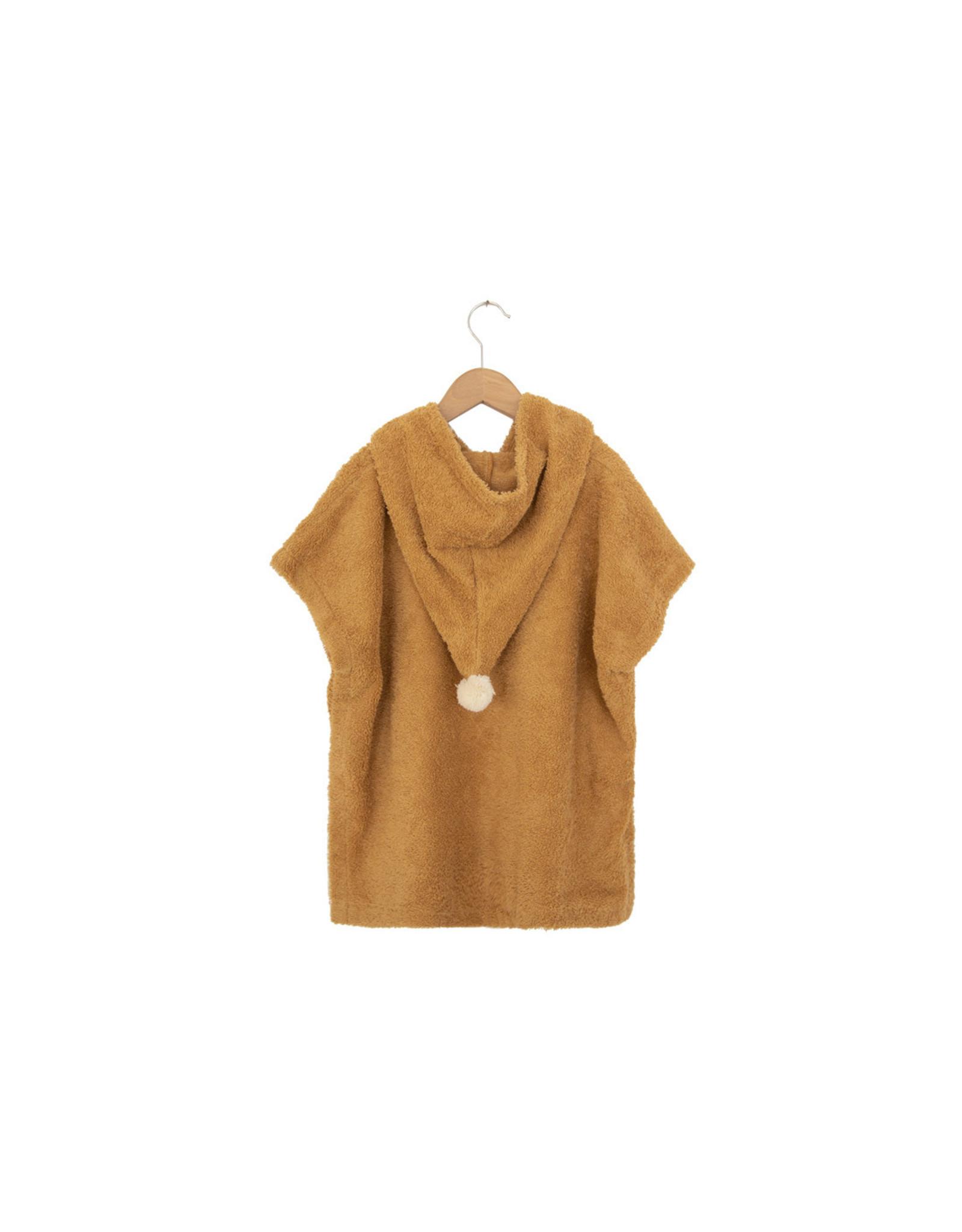 nobodinoz Poncho  - So Cute - Caramel