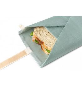 nobodinoz Wrap à sandwich éco Sunshine -  Eden Green