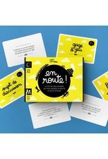 """Minus édition Kit de discussion """"En route"""""""