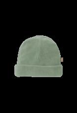 Fresk Bonnet velour - vert menthe