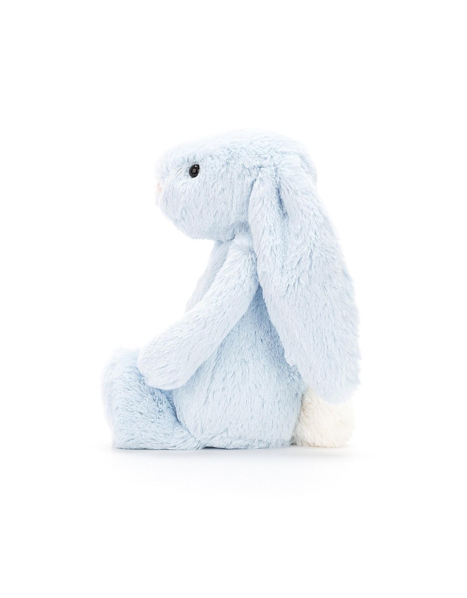 Jellycat Lapin Bashful Blue - Medium