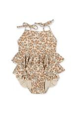 Konges Slojd Manuca Baby swimsuit - Orangery Beige