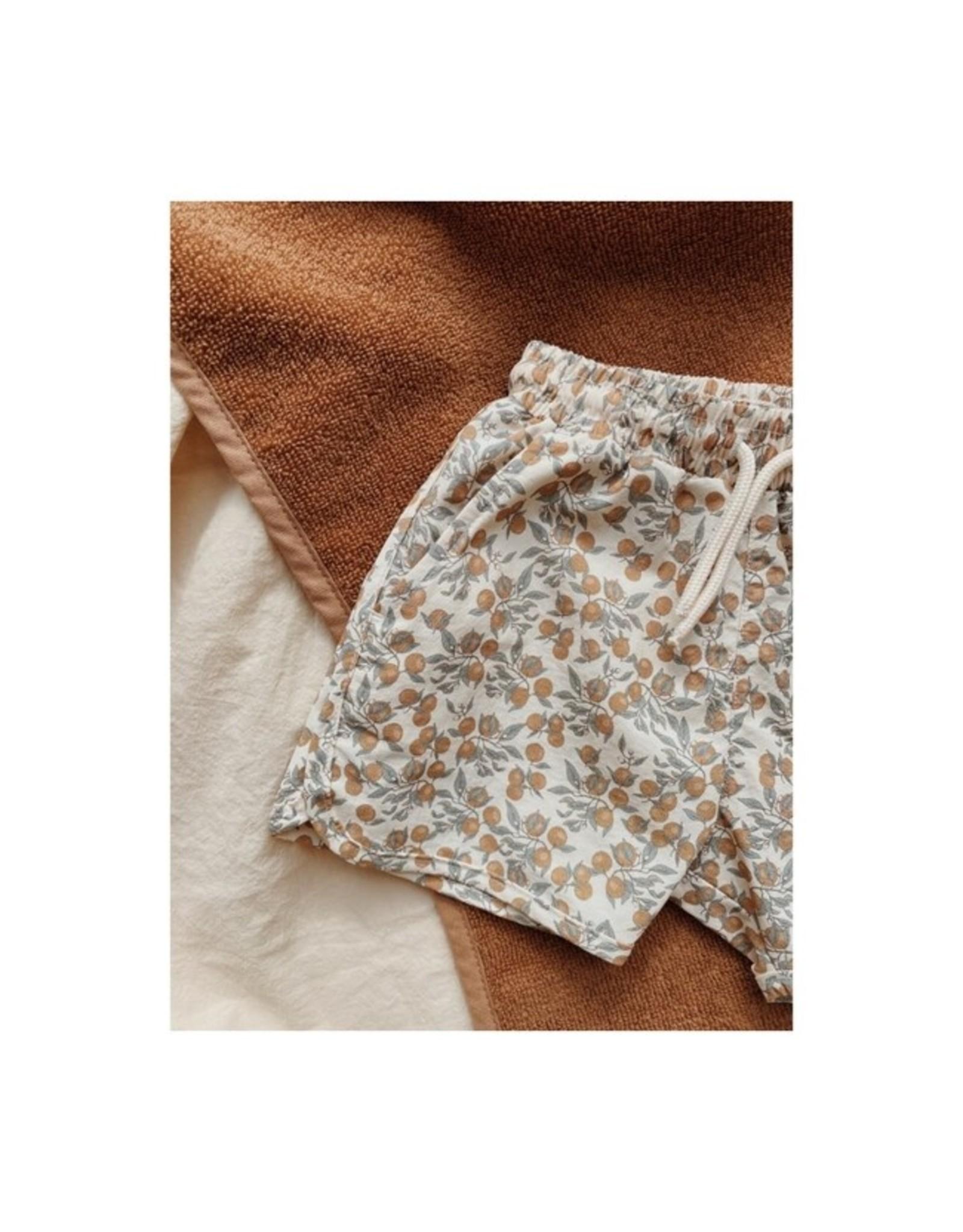 Konges Slojd Aster boy Swimpants - Orangery Beige