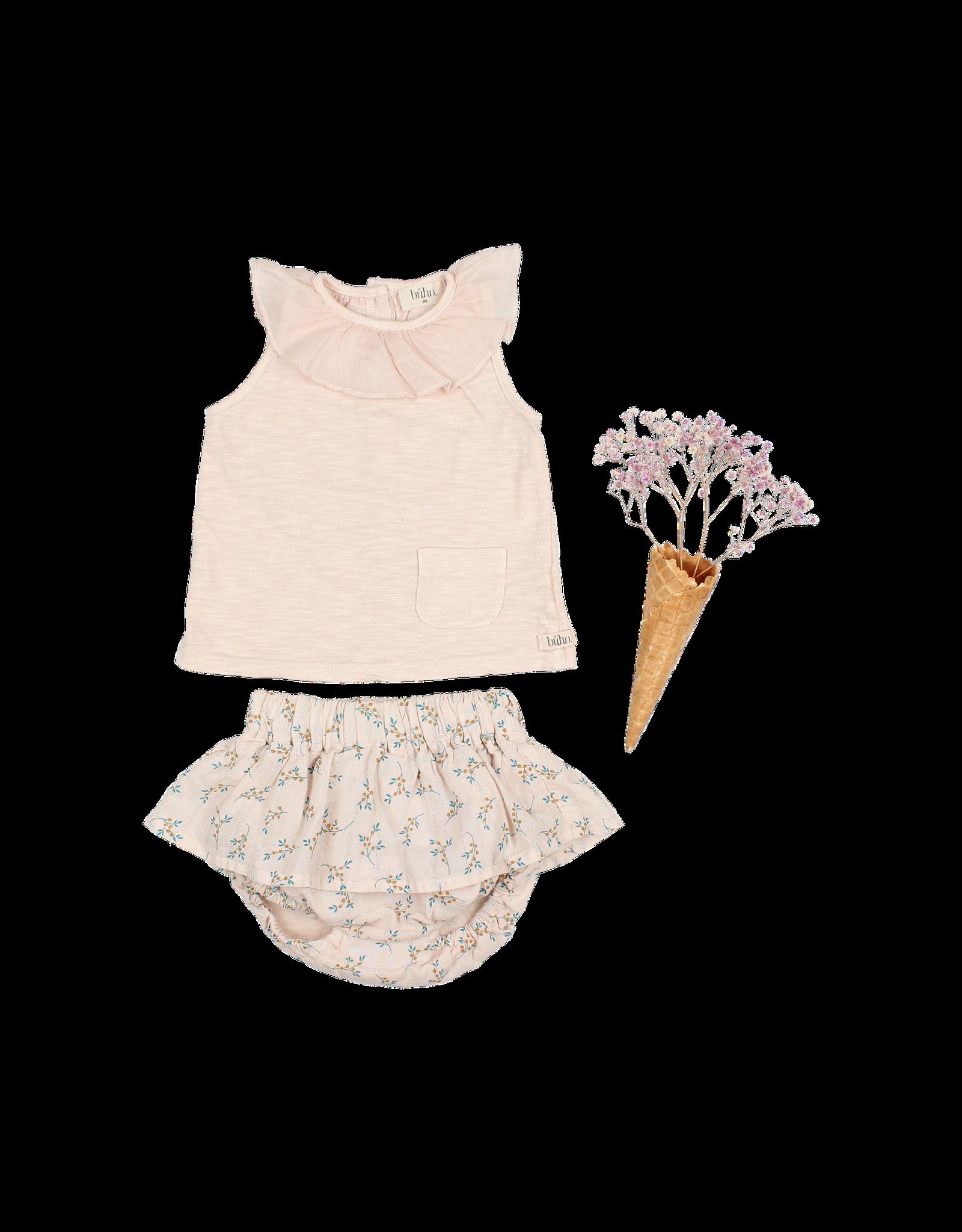 Buho Bloomer   - Rose